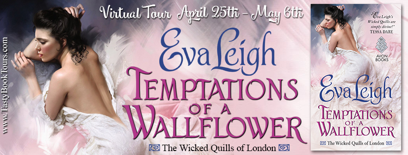 Print copies of Wicked Quills books 1 & 2: FOREVER YOUR EARL and SCANDAL TAKES THE STAGE