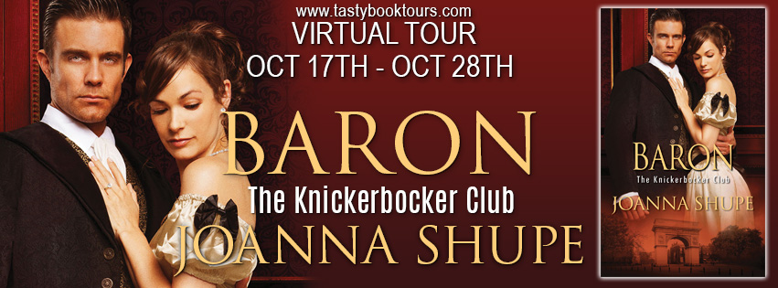 3 Signed Paperback copies of BARON