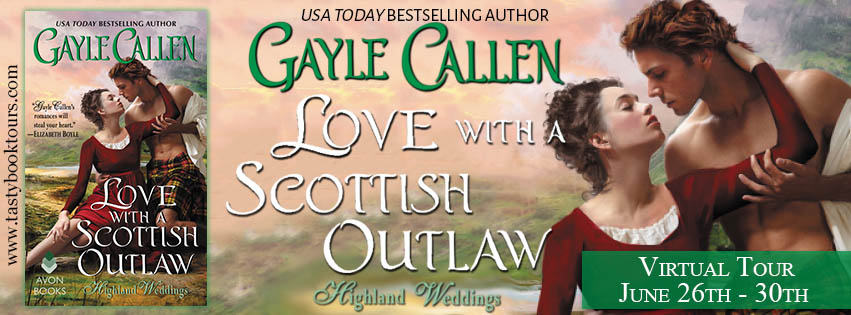 two winners will receive print copies of THE WRONG BRIDE and THE GROOM WORE PLAID, Books 1 & 2 in the Highland Wedding Series (US Only)