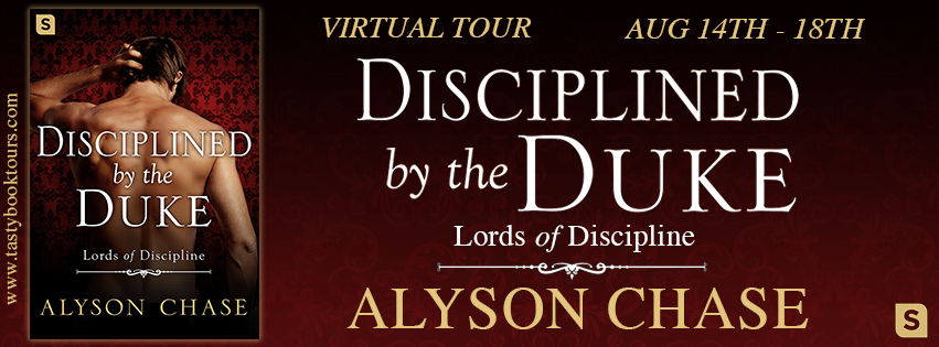 $15 Amazon gift card and an eBook copy of DISCIPLINED BY THE DUKE